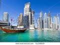 stock-photo-dubai-city-at-sunset-91296608