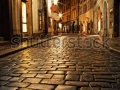 stock-photo-mysterious-narrow-alley-with-lanterns-in-prague-at-night-78215572