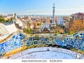 stock-photo-park-guell-in-barcelona-spain-92061626