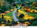 stock-photo-summer-night-scene-of-beautiful-garden-at-butchart-gardens-victoria-british-columbia-canada-81566503