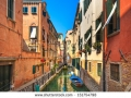 stock-photo-venice-cityscape-narrow-water-canal-bridge-and-traditional-buildings-italy-europe-151754798