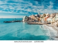 stock-photo-view-of-bogliasco-bogliasco-is-a-ancient-fishing-village-in-italy-128300366