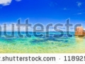 stock-photo-beach-source-d-argent-at-seychelles-nature-background-118925287