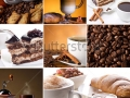 stock-photo-collage-of-coffee-pictures-with-cinnamon-coffee-beans-chocolate-cake-130046225