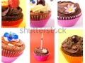 stock-photo-collage-of-various-cupcakes-vanilla-chocolate-strawberry-in-decorative-cups-73834720