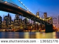stock-photo-lower-manhattan-skyline-panorama-with-brooklyn-bridge-at-sunset-in-new-york-city-136521776