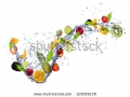 stock-photo-mix-of-fruit-in-water-splash-isolated-on-white-background-125085239