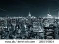 stock-photo-new-york-city-manhattan-skyline-at-night-panorama-black-and-white-with-urban-skyscrapers-105789824