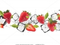 stock-photo-strawberries-with-ice-cubes-isolated-on-white-background-130634774