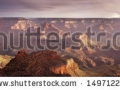 stock-photo-this-majestic-sunrise-photo-at-the-south-rim-of-the-grand-canyon-captures-the-amazing-layers-of-149712287