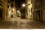 stock-photo-a-street-in-venice-in-night-106281803