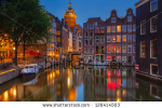 stock-photo-amsterdam-at-night-126414503