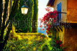 stock-photo-art-beautiful-old-town-of-provence-149678249