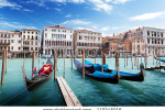 stock-photo-gondolas-in-venice-italy-110245016