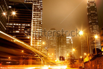 stock-photo-moving-car-with-blur-light-through-city-at-night-95293363