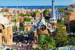 stock-photo-park-guell-in-barcelona-spain-it-was-built-in-133545887
