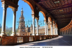 stock-photo-plaza-espa-a-in-seville-andalusia-spain-82995958