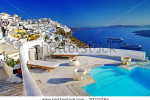 stock-photo-romantic-holidays-santorini-resorts-83374594