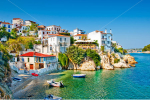 stock-photo-the-old-part-of-town-in-island-skiathos-in-greece-82643806
