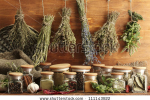 stock-photo-dried-herbs-spices-and-and-pepper-on-wooden-background-111143822