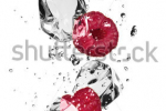 stock-photo-raspberries-with-ice-cubes-isolated-on-white-background-127768541