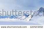 stock-photo-winter-landscape-panorama-of-the-ski-resort-zillertal-hintertuxer-glacier-tirol-austria-122523202