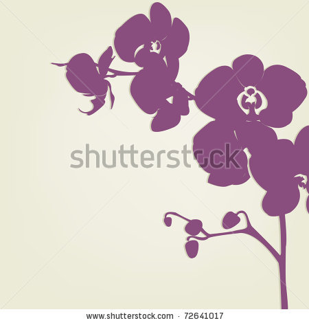 stock-vector-orchid-branch-silhouette-vector-illustration-72641017